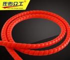 10mm油管电线防护套管 河北邢台佐佑众工线缆防护套 集线束