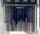 北京软门帘加工,定做安装pvc软门帘,免费安装