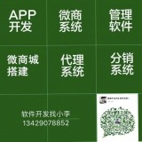 杭州中文微商代理商管理系统定制开发代理价格