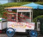 水果售货亭,室内商场零售花车,玩具售货车,小吃贩卖车