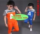 厂家直销便宜的儿童服装批发市场夏季跑量童装库存甩卖低价批发网