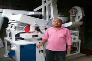 重庆成套碾米机机械设备