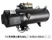 冬季预热发电机组 柴油预热加热器
