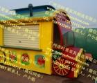邯郸步行街售货亭廊坊广场售卖屋户外奶茶售货亭移动咖啡雪糕车