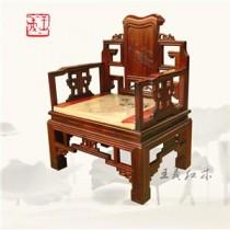 l聊城与老挝大红酸枝沙发结缘  精细的花纹  突显华丽人生