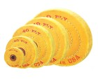 首饰专用布轮黄布轮细布轮珍珠布轮镜面抛光轮现货
