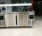 厨房工作台 卧式冰柜冷柜 冷藏操作台 操作台冷柜 冰箱工作台