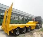 专业工程机械运输 挖机压路机,大型设备运输