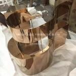 厂家直销彩色不锈钢异形制品 金属装饰品摆饰品 户外艺术装饰品