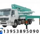 浙江台州小型大骨料混凝土泵 机械化程度高