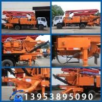锡林郭勒正镶白旗-煤矿用混凝土湿喷机-混凝土泵生产商