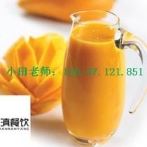 云南鲜榨果汁培训 鲜榨果汁夏天的小吃技术