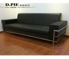 重庆凯佳 现代新中式沙发椅三人纯实木双人单人沙发简约禅意办公
