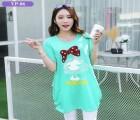 2017时尚夏装T恤韩版女装批发纯棉短袖时尚T恤潮流衬衫