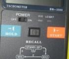 台湾泰仕RM1000光电式转速表高速微电脑