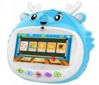 泥娃娃儿童早教机益智故事机触屏7寸可充电下载点读学习无线麦克