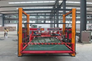 祥翼木材加工机械家具模板铺板机自动铺板排板高效节能