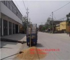 红色橡胶管汽油式吸料机   石灰粉螺旋软管吸粮机