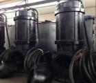 电机水泵同轴一体的砂石泵-结构先进、通过能力强