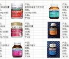 供应香港进口澳洲保健品清关到青海上海北京报关公司