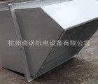 供应WEXD-250D4型防雨防虫壁式轴流边墙风机