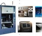 车用PC玻璃气体成型机/玻璃天窗气体成型机