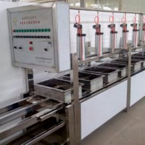 济南步进式豆腐成型机厂家价格-潍坊三维机器制造公司