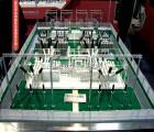 600MW汽轮发电机组模型
