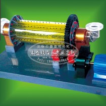 混流式水轮发电机组仿真模型