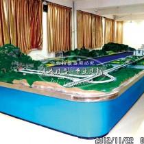 抽水蓄能电站发电机组模型
