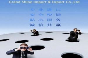 南沙港实验仪器进口报关代理公司/香港进口货运