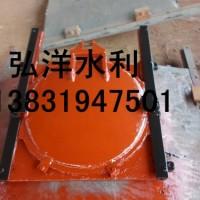 直径600镶铜铸铁圆闸门生产厂家