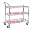 重庆防静电推车碳钢镀铬网片 哪家质量好 可用于仓库等领域
