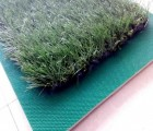 优质塑胶人造草减震垫 专业人造草坪弹性地垫