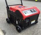 汉萨3kw数码变频汽油发电机EU3500IS