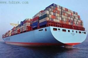 福建地区到天津港海运航线查询