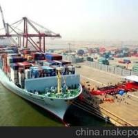 山东临沂市到广西钦州船运门到门物流公司