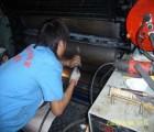 印刷滚筒拉伤维修厂家