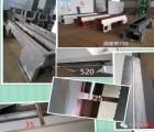 万方双轴双刀数控木工车床加工楼梯大小柱不起刀纹稳定性强