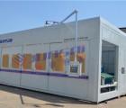 供应XPE汽车通风管厚片吸塑成型机 上海骏精赛生产 可送模具