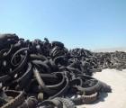 各种轮胎回收加工厂家