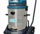 货架吸尘用吸尘器|凯德威双马达工业吸尘器|大功率吸尘器