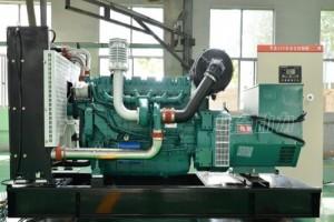 静音柴油发电机组机油存放的安全隐患