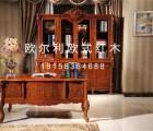 欧尔利欧式红木值得推荐(图)|大果紫檀书桌|大果紫檀