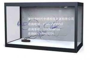 深圳透明液晶屏展示柜,全息透明屏,透明液晶显示屏