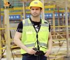反光服 建筑工程施工网布款反光背心可印LOGO
