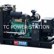 150KW 玉柴柴油发电机组详细图片