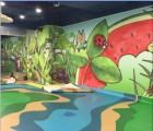 供应上海儿童游乐工厂彩绘地垫 游乐场PVC地垫卡通地塑