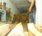 原木板材清关流程