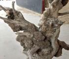 运城有做太行陈化崖柏毛料摆件雕刻佛珠喷沙打磨的吗?